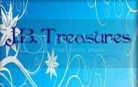 November Guest- J.B. Treasures&lt;br&gt;Inspired By Our Favorite Guests Month&lt;br&gt;At Crunchy Congo