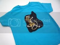 Year of the Tiger Tattoo Shirt&lt;br&gt; Penny Shipping&lt;br&gt; Your choice of shirt sizes!