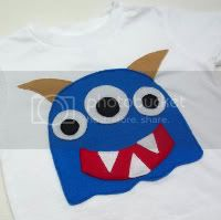 Lilikoi Lane Custom Monster Shirts&lt;br&gt;Perfect to match Monster Bum Longies!&lt;br&gt;Each one made one of