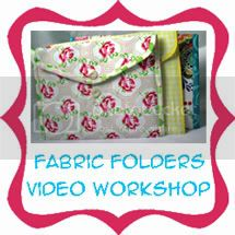 Fabric Folders